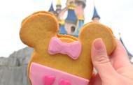 New Mouse-Shaped Cookies at Disneyland Paris!