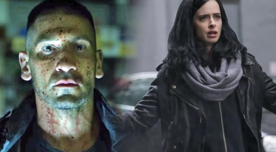 "Netflix Cancels Marvel Productions, Are ""Jessica Jones"" and ""The Punisher"" Next?"