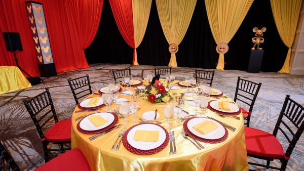 You Can Throw A Private Mickey Mouse Inspired Party at Disney!