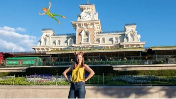 New PhotoPass Magic Shot at Magic Kingdom Park and Disneyland Park
