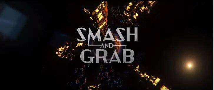 Pixar's Newest SparkShort Movie Is Smash And Grab