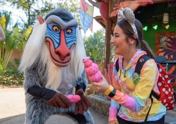 Walt Disney World April Refurbishments and Closures 3
