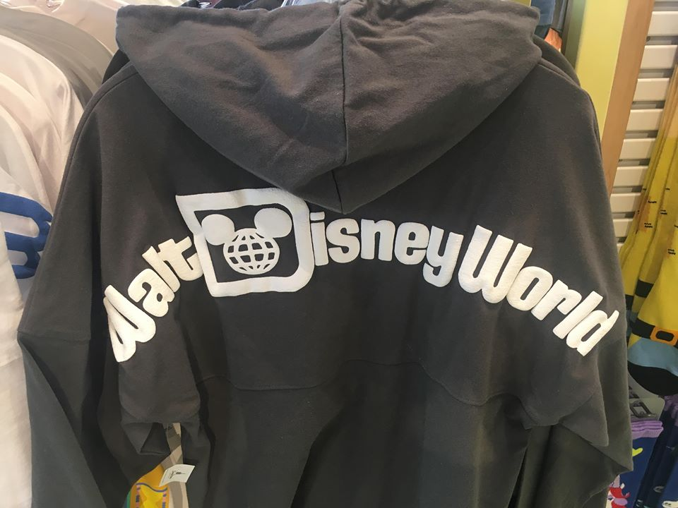 Get Cozy With The New Disney Hooded Spirit Jersey