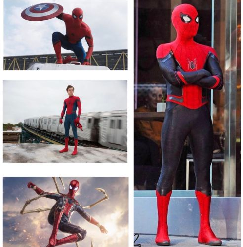 Insight on the Costume Evolution of the Marvel Cinematic Universe 13