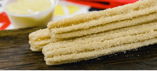 Banana Pudding Churro at Disneyland Makes Debut