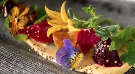 2019 Flower and Garden Festival at Epcot Outdoor Kitchen Menus 2