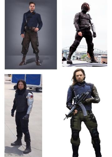Insight on the Costume Evolution of the Marvel Cinematic Universe 11