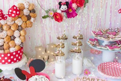 Throw The Perfect Minnie Mouse Inspired Party