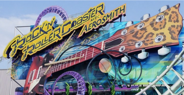 Disneyland Paris Reveals Closing Date for Rock 'N' Roller Coaster! 1