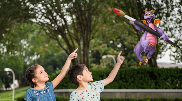 New PhotoPass Options at Epcot's Festival of the Arts!