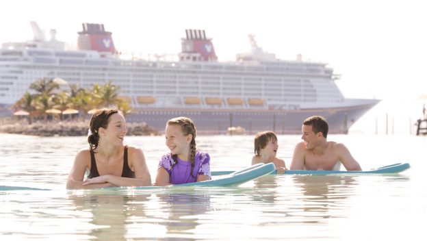 Disney Fantasy Cruise Line is Offering a Special Three-Night Cruise!