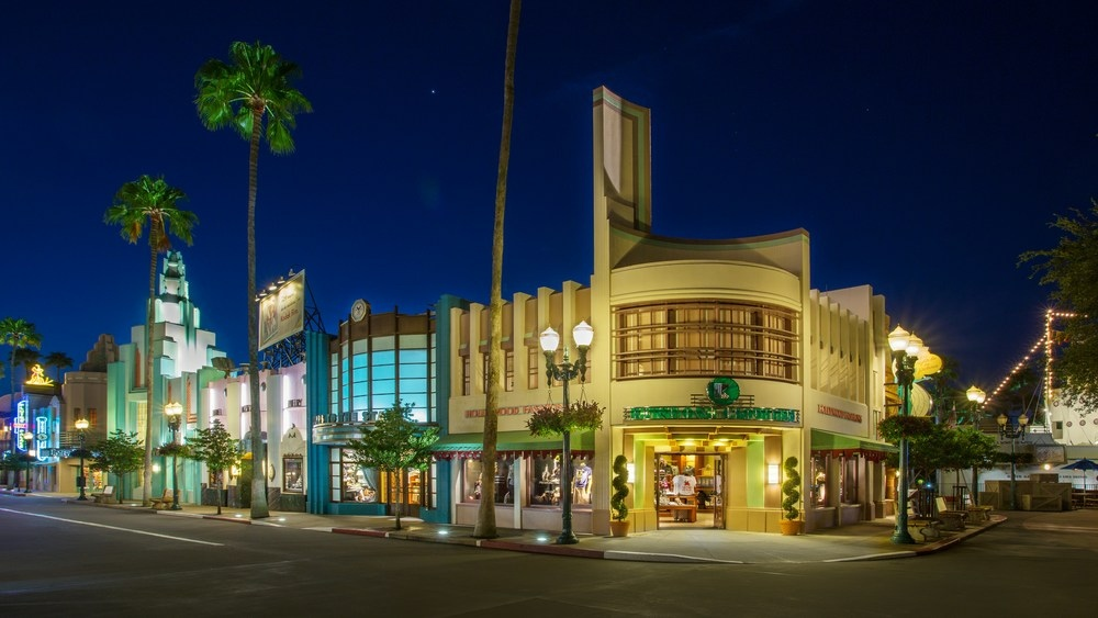 Keystone Clothiers and Legends of Hollywood Closed for Refurbishment