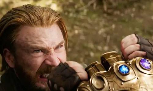 Avengers Endgame Sneak Peek During the Big Game 1