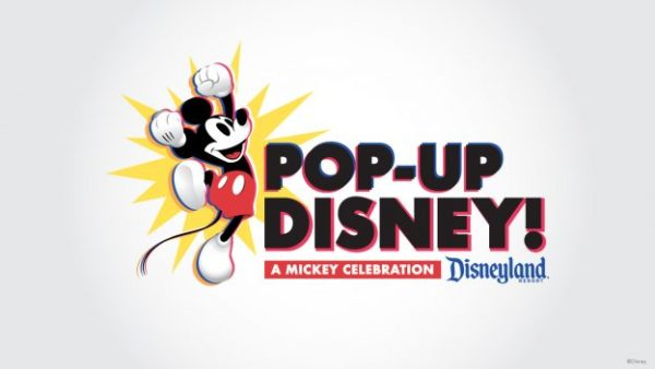 Celebrate Mickey Pop-Up
