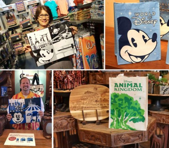 Reusable Bags Now Available At Disneyland and Walt Disney World Resorts 8