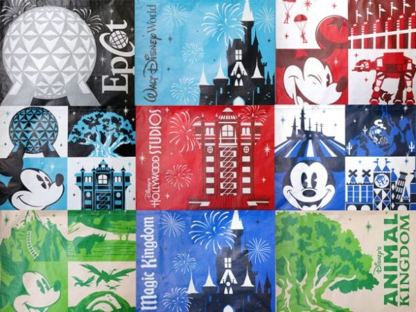 Reusable Bags Now Available At Disneyland and Walt Disney World Resorts 2