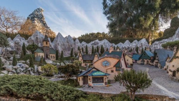A Closer Look: Storybook Land Canal in Disneyland Park.