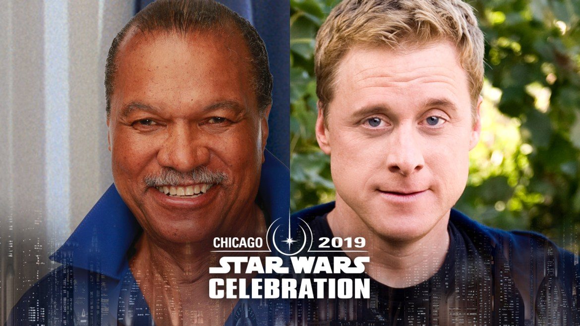 Billy Dee Williams, Alan Tudyk and More Added to Star Wars Celebration Chicago