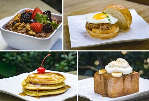Tangaroa Terrace Reopens at Disneyland Hotel with New Items!
