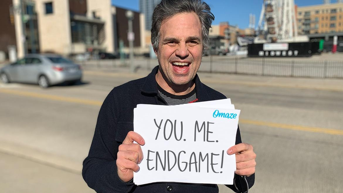 """Win The Opportunity to See """"Avengers: Endgame"""" Premiere with Mark Ruffalo"""