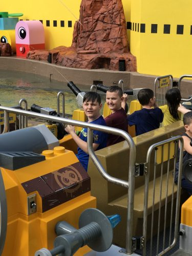 LEGO Movie World Grand Opening 10