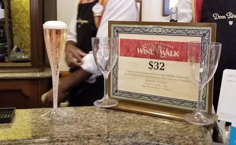 World Showcase Wine Walk Returns to Epcot