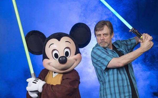 Mark Hamill on New Role in Knightfall