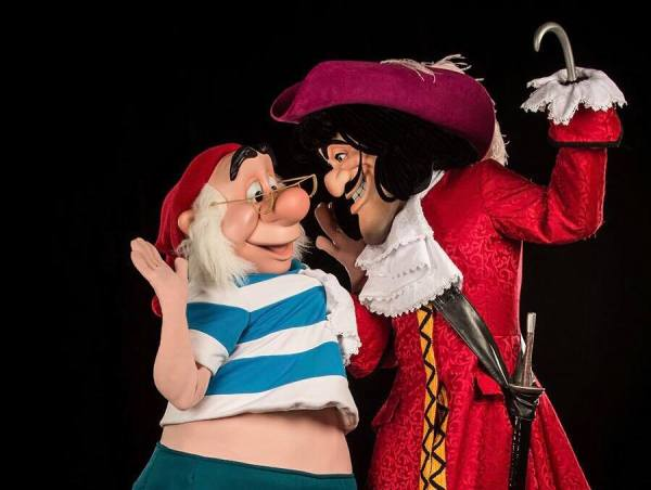 New Captain Hooks Pirate Crew Event at Disney's Beach Club Resort