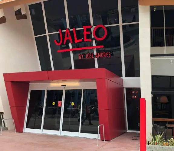 Jaleo Opening