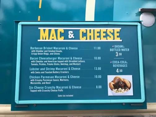 Mac & Cheese Food Truck Springs!
