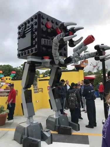 LEGO Movie World Grand Opening 16
