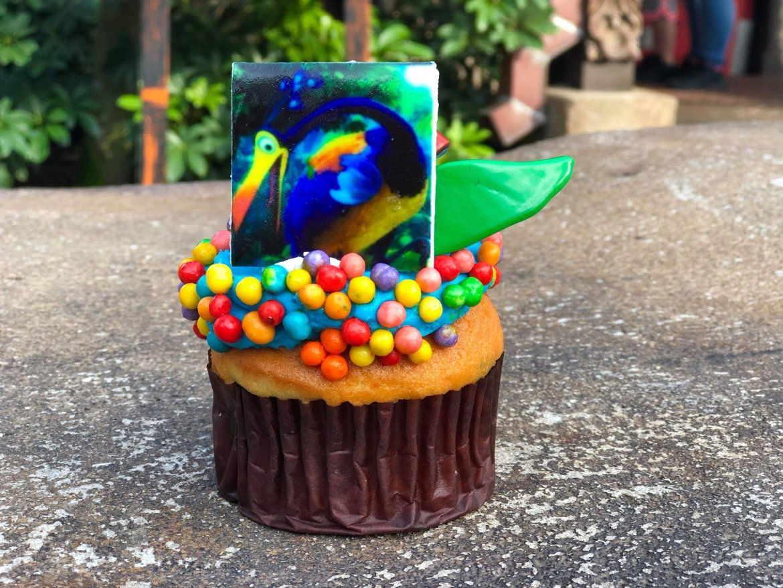 Kevin Cupcake From Animal Kingdom