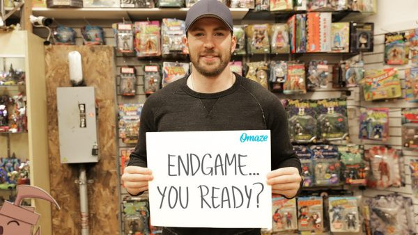 Here is Your Chance to See the Premiere of Avengers: Endgame with Chris Evans, Presented by Omaze