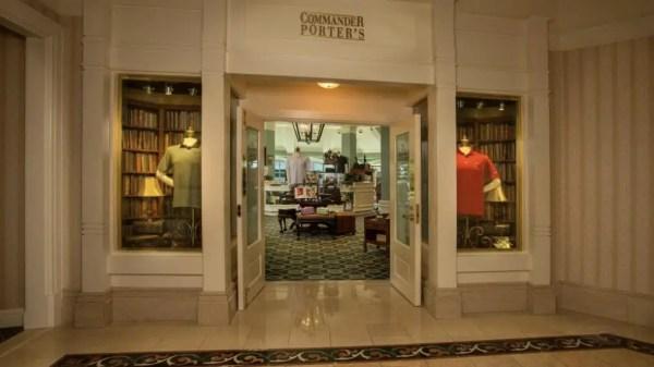 Mizner's Lounge at Disney's Grand Floridian Resort Closing for Refurbishment 2