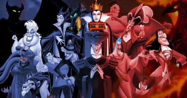 Disney+ Villains