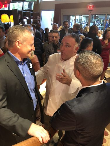 Grand Opening of Jaleo by José Andrés at Disney Springs 11