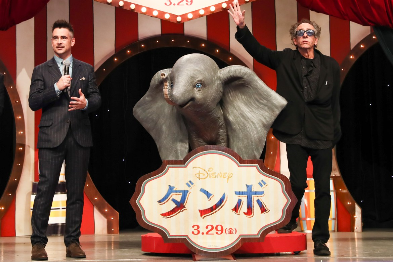 "Japan Celebrates New Live-Action ""Dumbo"" Premiere"