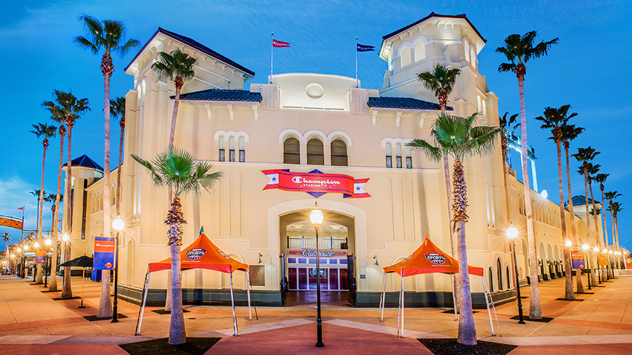 New Food And Beverage Offerings Available At ESPN Wide World Of Sports