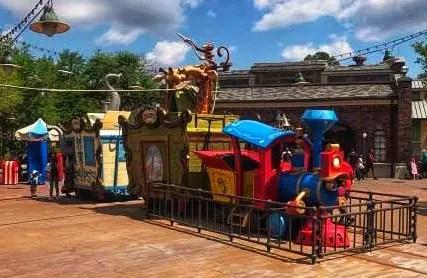 Casey Jr. Splash N' Soak Reopens At The Magic Kingdom