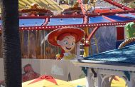 Sneak A Peek At Jessie's Critter Carousel In Disney California Adventure Park