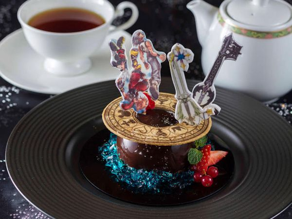 Kingdom Hearts Special Menu Temporarily Available At Tokyo Disneyland