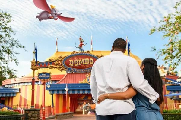 Take A Peek At The Current PhotoPass Magic Shots Available At Magic Kingdom 3