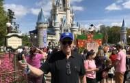 Former Disney CEO Michael Eisner and Family Visit Walt Disney World