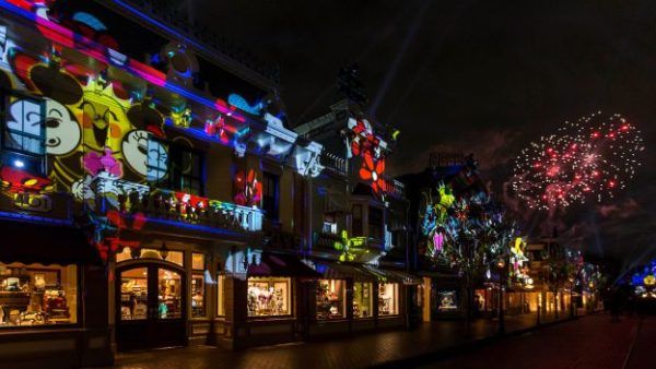 Watch 'Mickey's Mix Magic' from Disneyland Park March 19th.