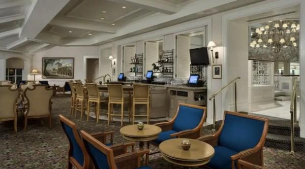 Mizner's Lounge at Disney's Grand Floridian Resort Closing for Refurbishment 1