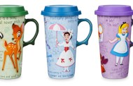 Get Your Morning Started With These Fun Disney Travel Mugs