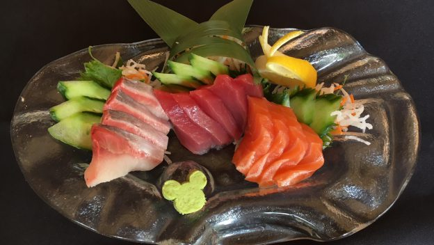 The 'Olelo Room at Aulani, A Disney Resort & Spa Is Now Serving Sushi