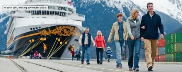 DCL Alaska Cruise