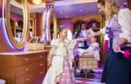 Signature Rapunzel Makeover Debuts at Bibbidi Bobbidi Boutique Aboard Disney Ships
