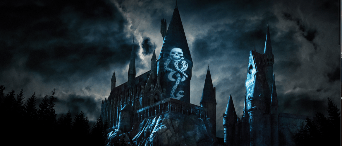 Preview Dark Arts at Hogwarts Castle in April and May!